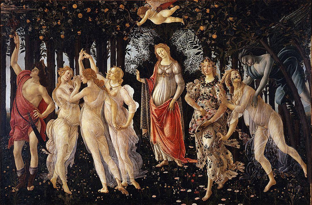 L'arancia nella pittura italiana